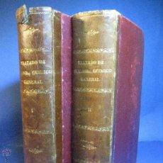 Libros antiguos: TRATADO DE ANÁLISIS QUÍMICO GENERAL Y APLICADO A LOS ALIMENTOS...DORRONSORO Y UCELAYETA. 1905-1906. Lote 52281401