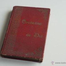 Libros antiguos: L'ORPHELINE DE DOL - MME C. DES PREZ DE LA VILLE-TUAL. Lote 52287524