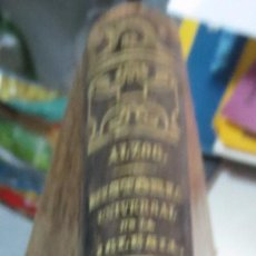 Libros antiguos: HISTORIA UNIVERSAL DE LA IGLESIA TOMO 2 JUAN ALZOG AÑO 1868 SIGLO XIX. Lote 52289231