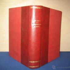 Libros antiguos: ALIMENTACIÓN RACIONAL Y CRUDIVORA...CASTRO, JOSÉ. [C.1940]. Lote 52299121