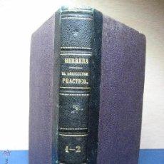 Libros antiguos: EL AGRICULTOR PRÁCTICO O TRATADO COMPLETO DE AGRICULTURA... / REVISADO POR A. DE. BURGOS. 1863. Lote 52301944