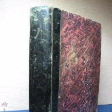 Libros antiguos: AGRICULTURA ELEMENTAL, SEGUNDA PARTE, TECNOLOGÍA AGRÍCOLA. ABELA Y SAINZ DE ANDINO. 1877. Lote 52302908