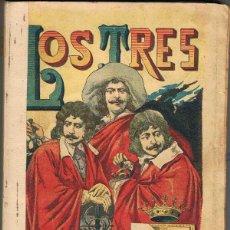 Libros antiguos: LOS TRES HOMBRES ROJOS - PAUL FEVAL - CALLEJA. Lote 52312153