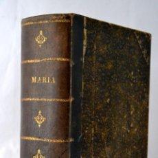Libros antiguos: MARIA * ABATE B * CON LAMINAS. Lote 58040098