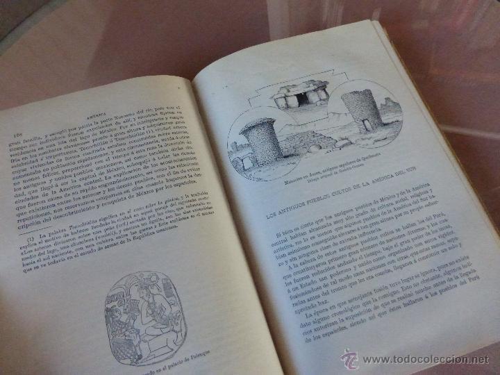 Libros antiguos: AMÉRICA. HISTORIA DE SU DESCUBRIMIENTO - TOMO I. RODOLFO CRONAU. MONTANER Y SIMÓN 1892. - Foto 3 - 52427666