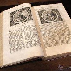 Libros antiguos: MARIANA, JUAN DE: HISTORIAE DE REBUS HISPANIAE. 4 TOMOS EN 2 VOLS. 1733. Lote 52438826