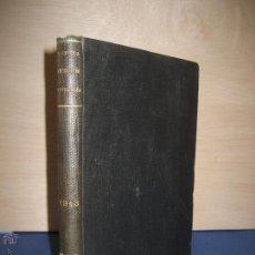Libros antiguos: ESTACIÓN ENOLÓGICA DE REUS. MEMORIA CORRESPONDIENTE... EL AÑO 1913. OLIVERAS MASSÓ. 1921. Lote 52442234