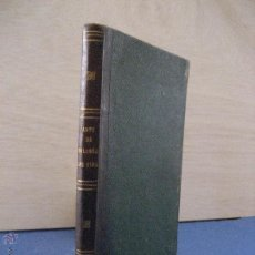 Libros antiguos: EL ARTE DE COLOREAR LOS VINOS CON EL COLOR NATURAL DE LA UVA...PRUNAIRE DE LYON. 1881. Lote 52443162