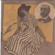 Libros antiguos: MISS KEIS / FELIPE TRIGO / NOVELA PÓSTUMA / JULIO 1916. Lote 137260384