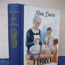 Libri antichi: LIBRO DE CONFITURAS. MANUAL PARA LA CONSERVACIÓN DE FRUTAS CONAZÚCAR... BYRON, MY. 1928. Lote 52456366
