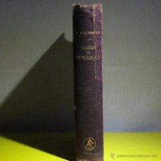 Libros antiguos: TRATADO DE HIDRAULICA P FORCHHEIMER LABOR 1935 HIDROLOGIA PRESAS INGENIERIA. Lote 52504363
