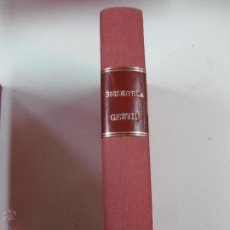 Libros antiguos: BIBLIOTECA GENTIL. 4 NOVEL·LAS EN UN VOLUMEN ENCUADERNADO. FOLCH I TORRES. LLIBRERIA BAGUÑA. Lote 52539487