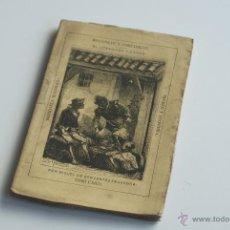 Libros antiguos: BIBLIOTECA MADRILEÑA Nº 133 - RINCONETE Y CORTADILLO - MIGUEL DE CERVANTES SAAVEDRA 1876. Lote 52549142