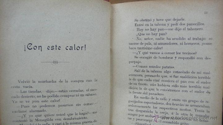 Libros antiguos: TREINTA ARTÍCULOS. ALFREDO CALDERÓN. 1902. - Foto 3 - 52560286