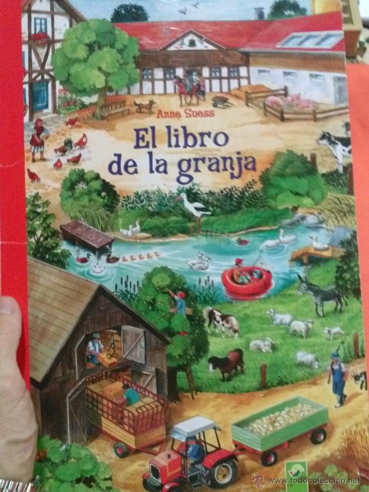 EL LIBRO DE LA GRANJA (Libros Antiguos, Raros y Curiosos - Literatura Infantil y Juvenil - Otros)