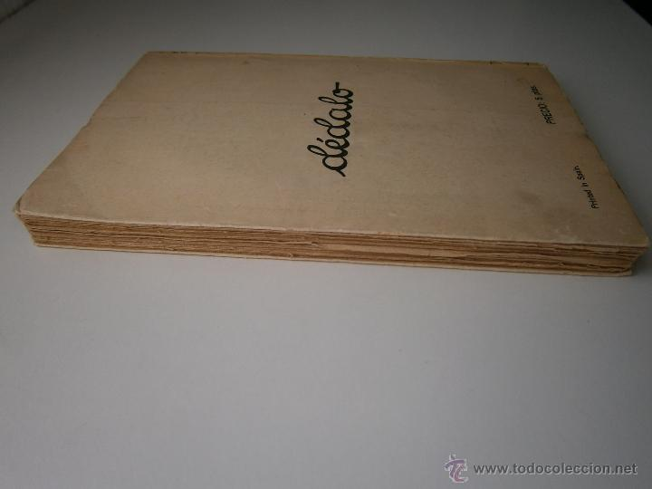 Libros antiguos: EL ORO BLAISE CENDRARS Dedalo 1 edicion 1931 - Foto 5 - 52576700