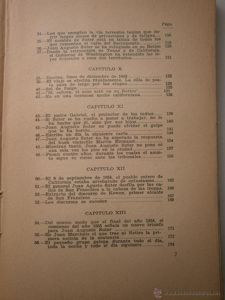 Libros antiguos: EL ORO BLAISE CENDRARS Dedalo 1 edicion 1931 - Foto 11 - 52576700