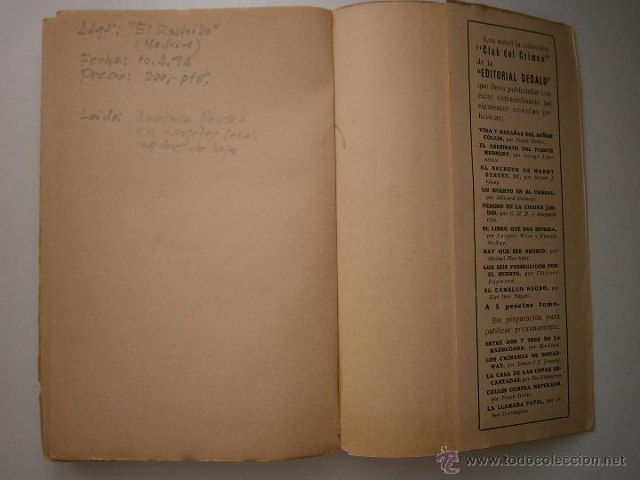 Libros antiguos: EL ORO BLAISE CENDRARS Dedalo 1 edicion 1931 - Foto 15 - 52576700