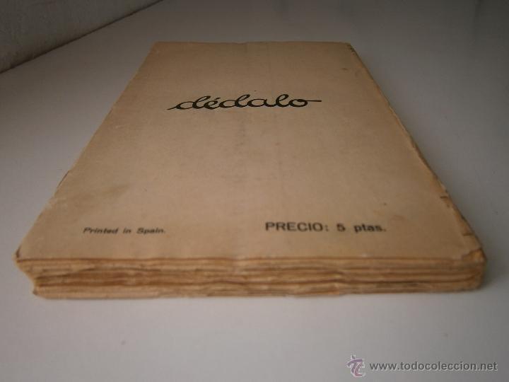 Libros antiguos: EL ORO BLAISE CENDRARS Dedalo 1 edicion 1931 - Foto 16 - 52576700