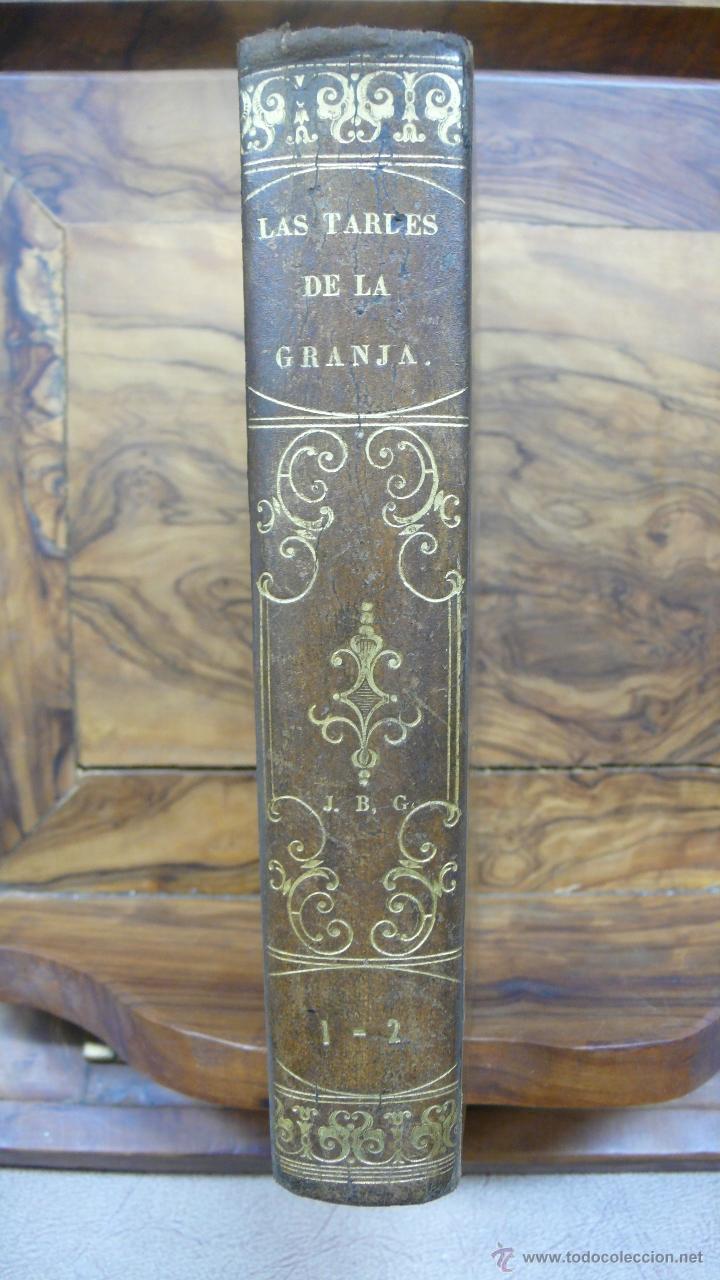 Libros antiguos: LAS TARDES DE LA GRANJA Ó LECCIONES MORALES É INSTRUCTIVAS... DUCRAY DUMINIL. 1862. - Foto 2 - 52585680