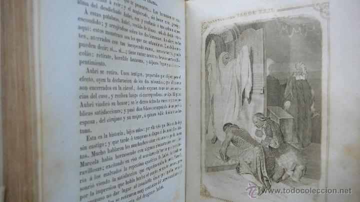 Libros antiguos: LAS TARDES DE LA GRANJA Ó LECCIONES MORALES É INSTRUCTIVAS... DUCRAY DUMINIL. 1862. - Foto 6 - 52585680