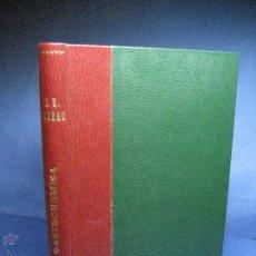 Libros antiguos: GUÍA GASTRONÓMICA. JOSÉ SARRAU.[1ª ED.] 1934. Lote 52667479
