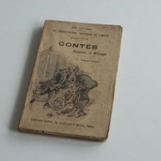 Libros antiguos: CONTES NOUVELLES & MÉLANGES - DIDEROT. Lote 52672100