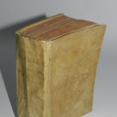 Libros antiguos: TOMO ENCUADERNADO EN PIEL CON 4 LIBROS EN SU INTERIOR: CROTALÓGIA O CIENCIA DE LAS CASTAÑUELAS. POR . Lote 52704170
