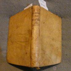 Libros antiguos: SERMONES DE JUAN BAUTISTA MASSILLON. TOMO VIII, 2 EDICION, IMPRESO PEDRO MARIN, MADRID 1778. Lote 52733683