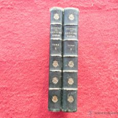 Libros antiguos: HISTOIRE NATURELLE DES DROGUES SIMPLES, TOMO 2, TOMO 4, GUIBOURT, G. PLANCHON. PARIS 1876 BAILLIERE. Lote 52735768