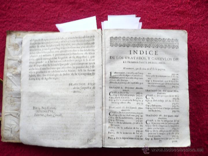 Libros antiguos: PRACTICA DE EL CONFESSONARIO, NONA IMPRESSION, JAYME DE CORELLA, IMPRE. RAFAEL FIGVERO, 1690 - Foto 6 - 52741929