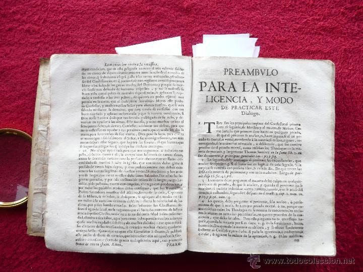 Libros antiguos: PRACTICA DE EL CONFESSONARIO, NONA IMPRESSION, JAYME DE CORELLA, IMPRE. RAFAEL FIGVERO, 1690 - Foto 10 - 52741929