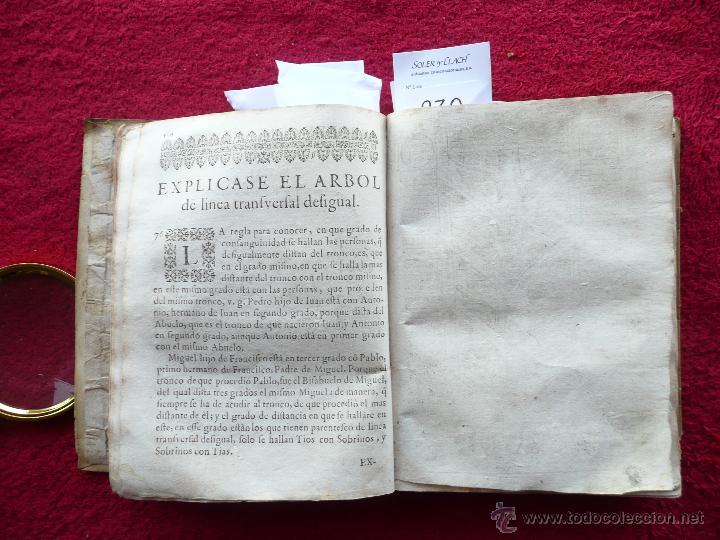 Libros antiguos: PRACTICA DE EL CONFESSONARIO, NONA IMPRESSION, JAYME DE CORELLA, IMPRE. RAFAEL FIGVERO, 1690 - Foto 15 - 52741929