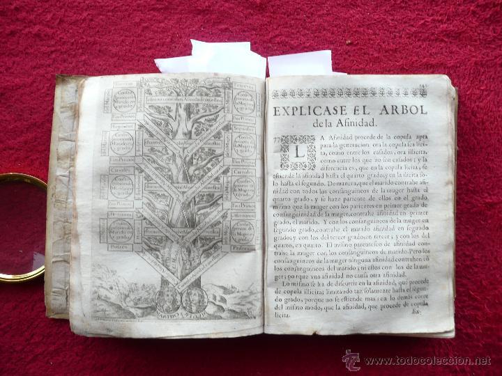 Libros antiguos: PRACTICA DE EL CONFESSONARIO, NONA IMPRESSION, JAYME DE CORELLA, IMPRE. RAFAEL FIGVERO, 1690 - Foto 16 - 52741929