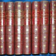 Libros antiguos: MARTIN, HENRI: HISTOIRE DE FRANCE DEPUIS LES TEMPS LES PLUS RECULÉS JUSQU'EN 1789. . Lote 52753588