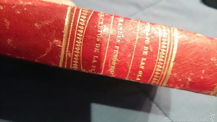 Libros antiguos: 1870 Viaje por debajo de las olas, redactado según el diario de a bordo (El relámpago), 1ª edicion. - Foto 2 - 52774054
