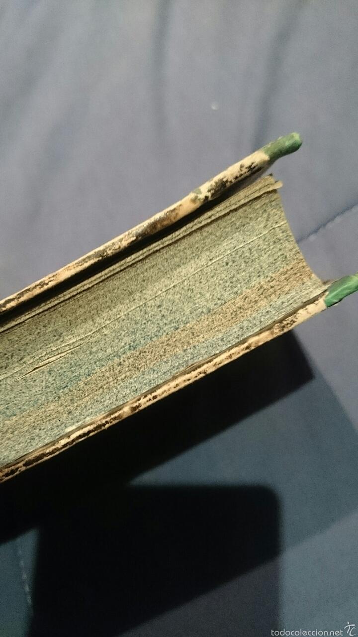 Libros antiguos: 1870 Viaje por debajo de las olas, redactado según el diario de a bordo (El relámpago), 1ª edicion. - Foto 3 - 52774054