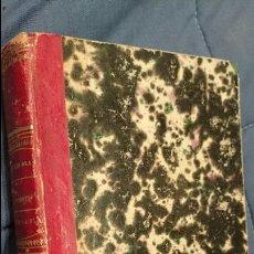 Libros antiguos: 1870 VIAJE POR DEBAJO DE LAS OLAS, REDACTADO SEGÚN EL DIARIO DE A BORDO (EL RELÁMPAGO), 1ª EDICION.. Lote 52774054