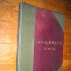 Libros antiguos: KORTING HERMANOS BARCELONA / 1901 / CATALOGO ILUSTRADO FUNDICION, CALDERERIA, CONSTRUCCION. Lote 52807918
