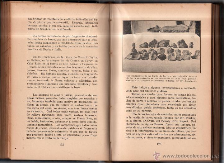 Libros antiguos: PUERTO RICO INDIGENA. PREHISTORIA Y PROTOHISTORIA DE PUERTO RICO. PABLO MORALES CABRERA. LEER - Foto 4 - 52808692