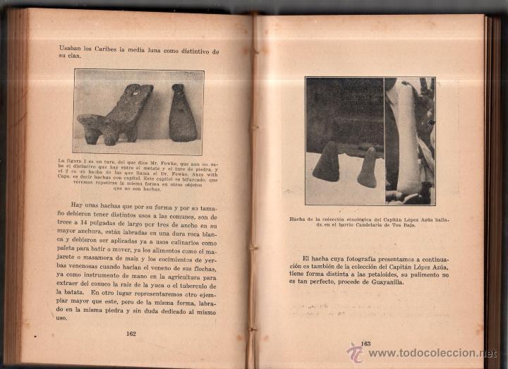 Libros antiguos: PUERTO RICO INDIGENA. PREHISTORIA Y PROTOHISTORIA DE PUERTO RICO. PABLO MORALES CABRERA. LEER - Foto 5 - 52808692