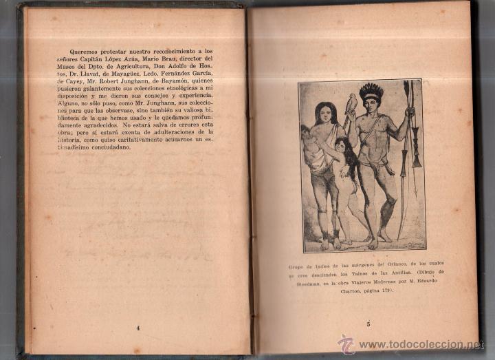 Libros antiguos: PUERTO RICO INDIGENA. PREHISTORIA Y PROTOHISTORIA DE PUERTO RICO. PABLO MORALES CABRERA. LEER - Foto 7 - 52808692
