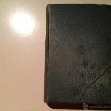 Livros antigos: EMILIA PARDO BAZÁN. UN VIAJE DE NOVIOS. EDITORIAL PUEYO 1919. GENERACIÓN DEL 98.. Lote 52828450
