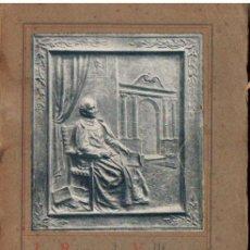 Libros antiguos: RAMON CORBELLA : LO RECTOR DE VALLFOGONA I LOS SEUS ESCRITS (HORMIGA DE ORO, 1921). Lote 52884409