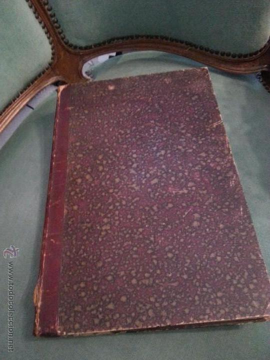 Libros antiguos: TRAITE DE STEREOTOMIE. LES APPLICATIONS DE LA GEOMETRIE DESCRIPTIVE. PLANCHES. 1898 (ATLAS) - Foto 3 - 52934045