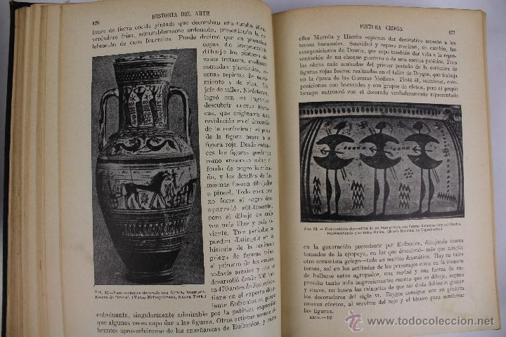 Libros antiguos: L-2798. HISTORIA DEL ARTE. J. F. RAFOLS. BIBLIOTECA HISPANIA. ED. RAMON SOPENA. AÑO 1936. BARCELONA. - Foto 4 - 52939345