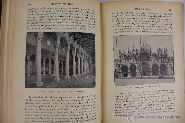 Libros antiguos: L-2798. HISTORIA DEL ARTE. J. F. RAFOLS. BIBLIOTECA HISPANIA. ED. RAMON SOPENA. AÑO 1936. BARCELONA. - Foto 6 - 52939345