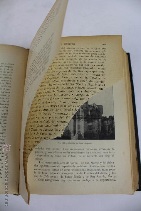 Libros antiguos: L-2798. HISTORIA DEL ARTE. J. F. RAFOLS. BIBLIOTECA HISPANIA. ED. RAMON SOPENA. AÑO 1936. BARCELONA. - Foto 7 - 52939345