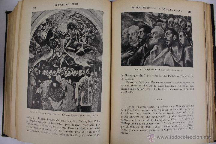 Libros antiguos: L-2798. HISTORIA DEL ARTE. J. F. RAFOLS. BIBLIOTECA HISPANIA. ED. RAMON SOPENA. AÑO 1936. BARCELONA. - Foto 10 - 52939345