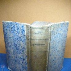 Libros antiguos: MURO [GOIRI], ÁNGEL. EL PRACTICÓN. TRATADO COMPLETO DE COCINA... 7ª ED. 1895. Lote 52950157